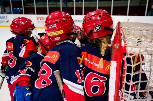 U8: Tyringe Hockey vs Rögle BK